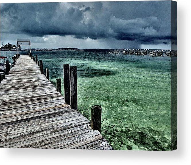 Caribbean Acrylic Print featuring the photograph Abaco Islands, Bahamas by Cindy Ross