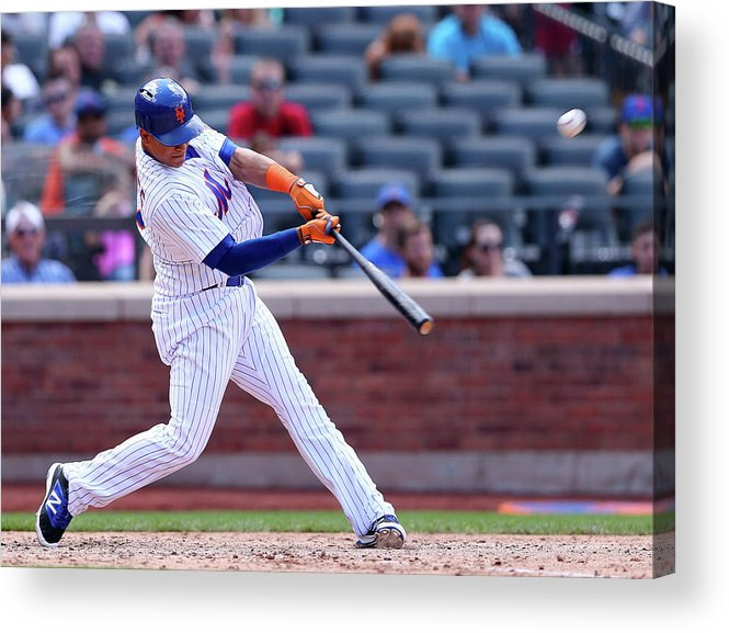 People Acrylic Print featuring the photograph Juan Lagares by Elsa