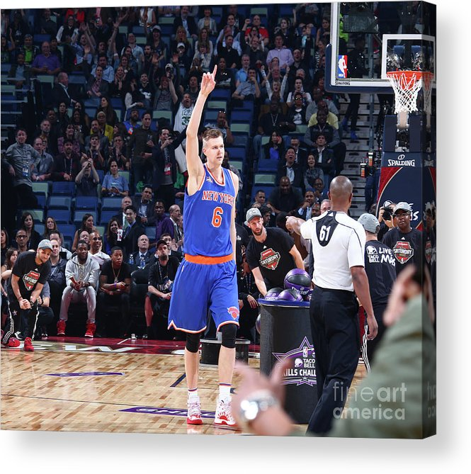 Event Acrylic Print featuring the photograph Taco Bell Skills Challenge 2017 by Nathaniel S. Butler