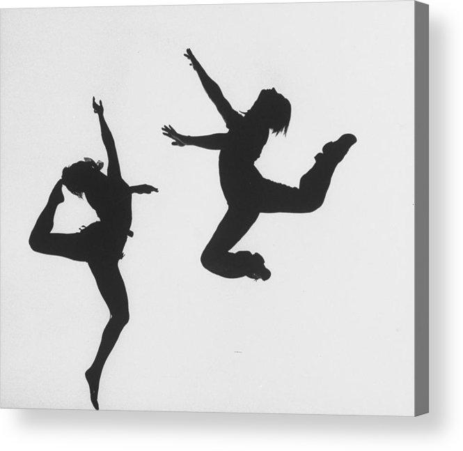 Timeincown Acrylic Print featuring the photograph Ken Spauldingdiane Sinclair by Gordon Parks