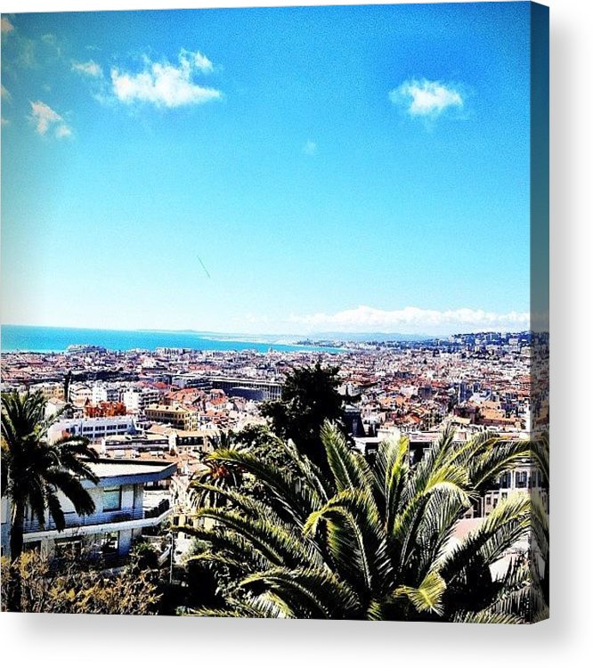 Acrylic Print featuring the photograph Happy Easter By My View 🇫🇷 by Matheo Montes