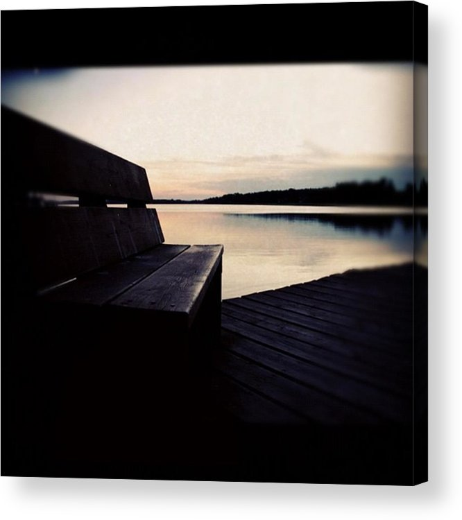 Spring Acrylic Print featuring the photograph Instagram Photo by Ritchie Garrod