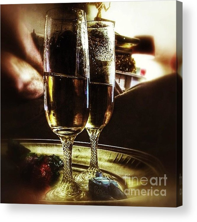 Food Acrylic Print featuring the photograph #food #diet by Abbie Shores