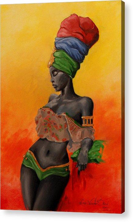 Jamaican Vibe by Lessie Venardo Dixon