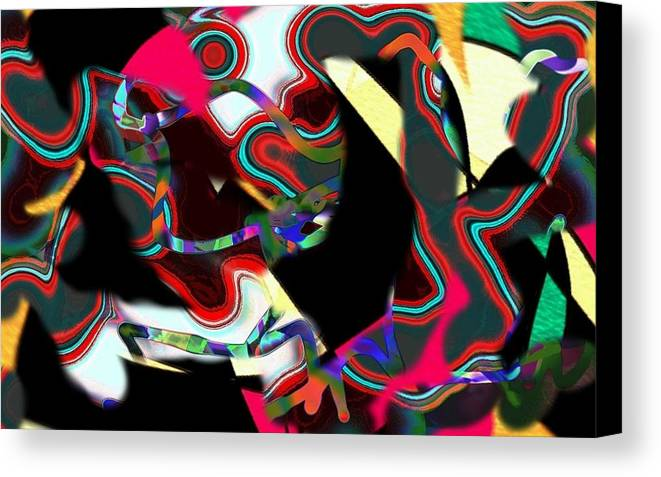 Jgyoungmd Canvas Print featuring the digital art 62109 by Jgyoungmd Aka John G Young MD