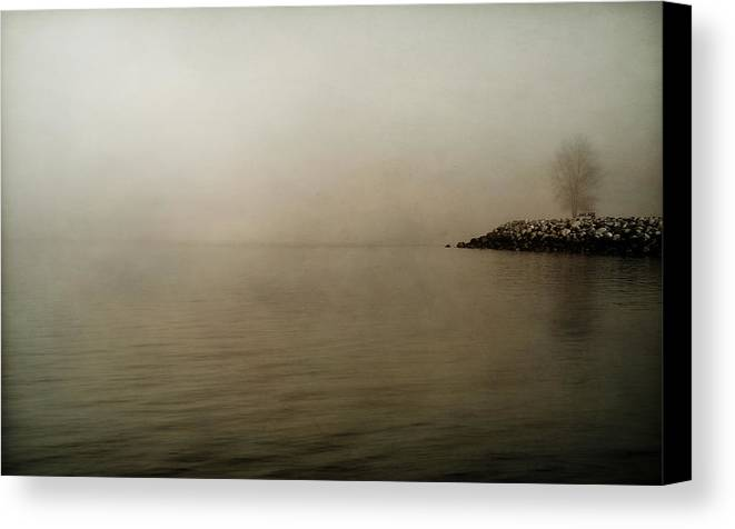 Landscapes Canvas Print featuring the photograph All Excuses Gone by The Artist Project