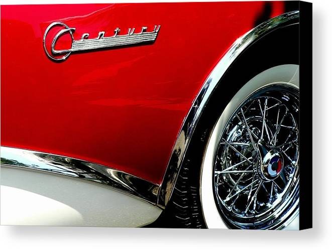 Century Canvas Print featuring the photograph Century by Jeff Lowe