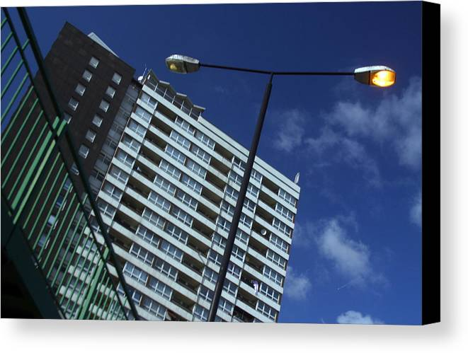Jez C Self Canvas Print featuring the photograph T For You by Jez C Self
