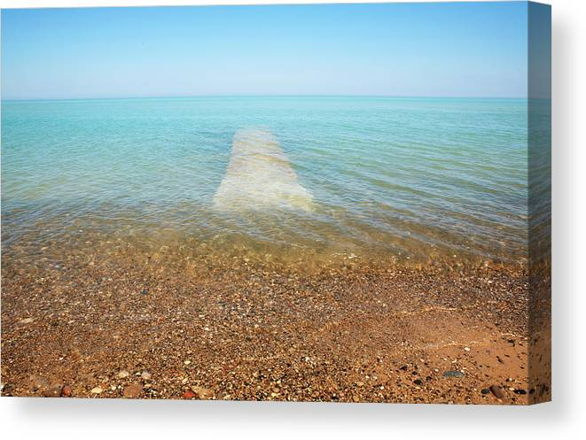 Global Warming Canvas Print featuring the photograph Global Warming by Marilyn Hunt