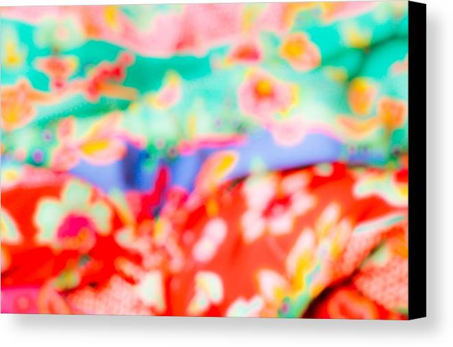 Abstract Canvas Print featuring the photograph Abstract Background by Tom Gowanlock