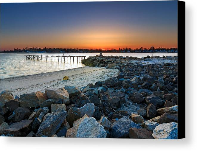 04252013 Canvas Print featuring the photograph At The Park by Lechmoore Simms