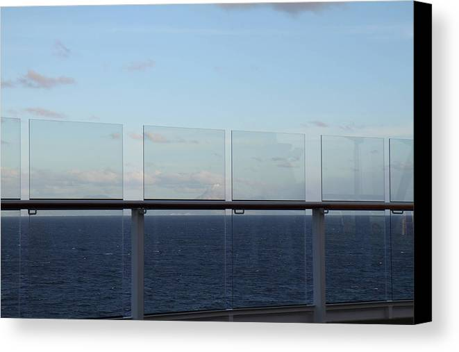 Cruise Canvas Print featuring the photograph Caribbean Cruise - St Kitts - 1212121 by DC Photographer