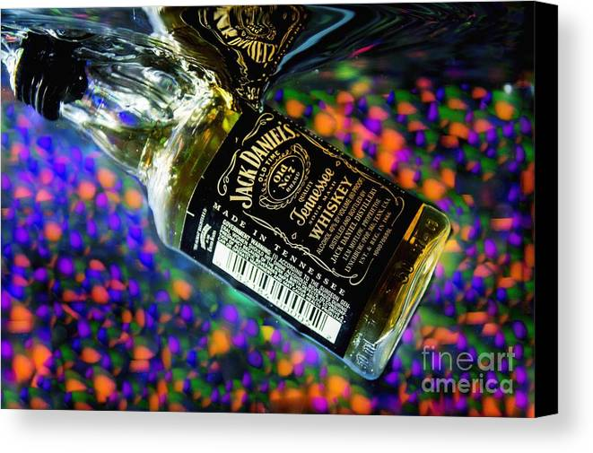Photography Canvas Print featuring the photograph Cheers To Photography by Imani Morales