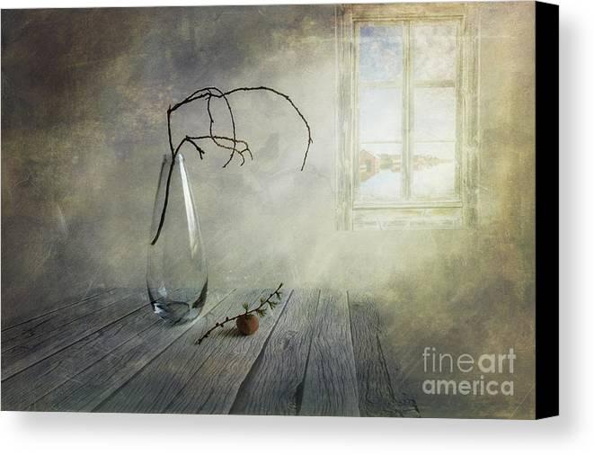 Art Canvas Print featuring the photograph Feel A Little Spring by Veikko Suikkanen