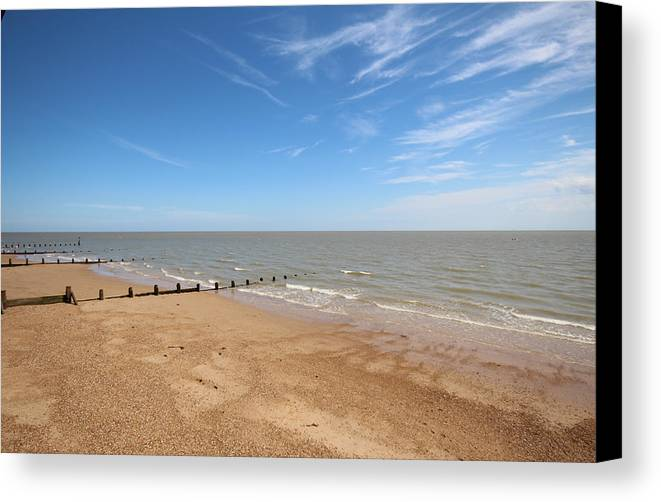 Essex Canvas Print featuring the photograph Frinton-on-sea by Ash Sharesomephotos