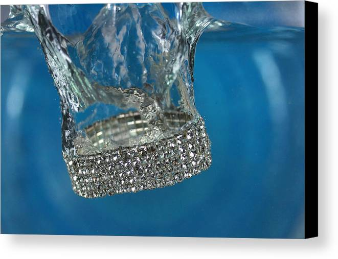 Jewelry Canvas Print featuring the photograph Jewelry-2 by Mark Ashkenazi