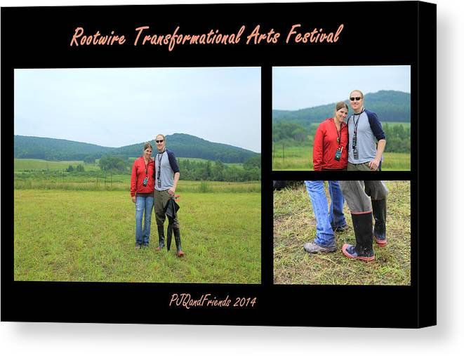 Scientists Rw2k14 Canvas Print featuring the photograph Scientists Rw2k14 by PJQandFriends Photography
