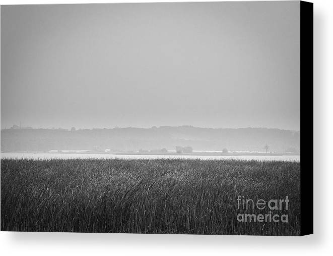 River Canvas Print featuring the photograph Siberia by Radu Andrei