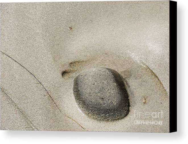 Big Sur Canvas Print featuring the photograph Solitude by Artist and Photographer Laura Wrede