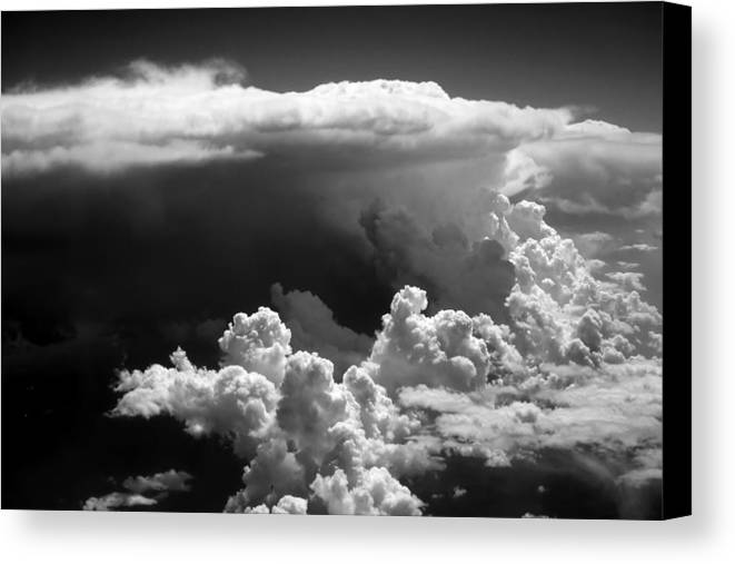Clouds Canvas Print featuring the photograph Cb1.020250 by Strato ThreeSIXTYFive