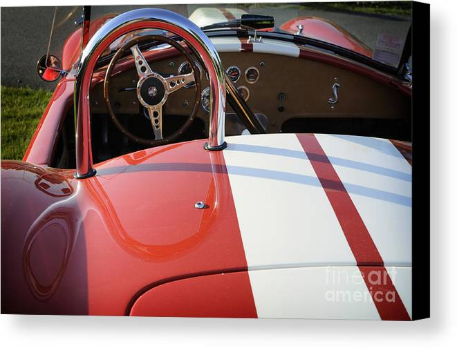 Cobra Canvas Print featuring the photograph Cobra by Luke Moore