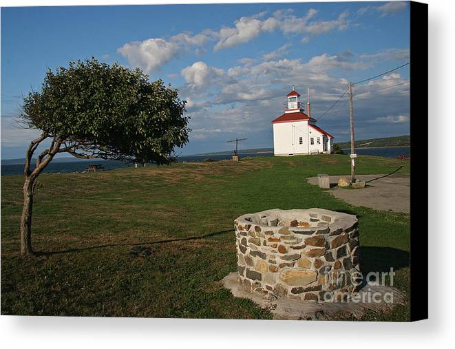The Ring Canvas Print featuring the photograph Don't Answer The Phone by Brenda Giasson