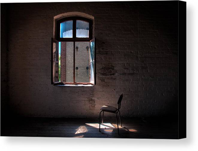 Abandon Canvas Print featuring the photograph Seat For One by Nathan Wright