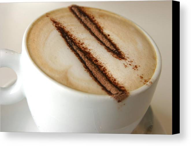 Photographer Canvas Print featuring the photograph Coffee Time by Jez C Self