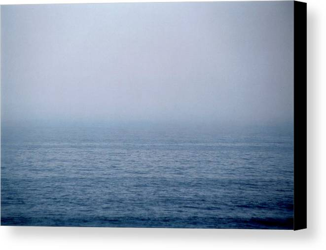 Landscape Canvas Print featuring the photograph Horizontal Number 5 by Sandra Gottlieb