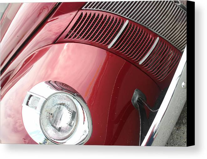1940 Ford Canvas Print featuring the photograph 1940 Ford by Cathy Anderson