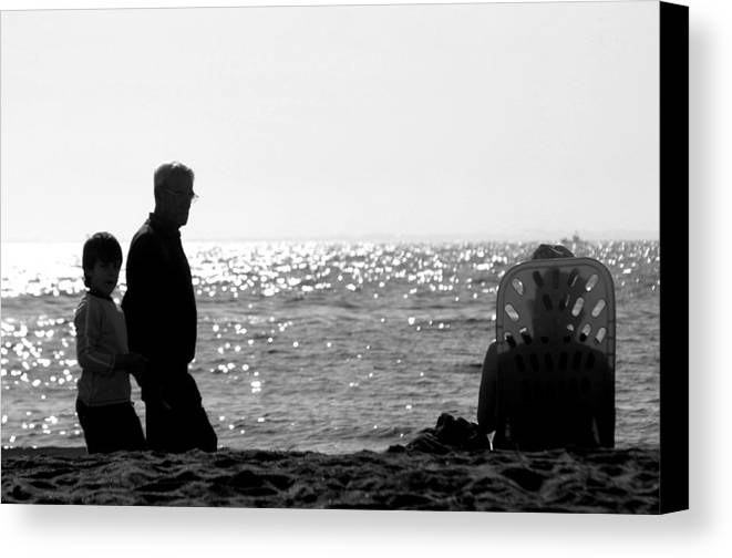 Photographer Canvas Print featuring the photograph Almeria 7 by Jez C Self