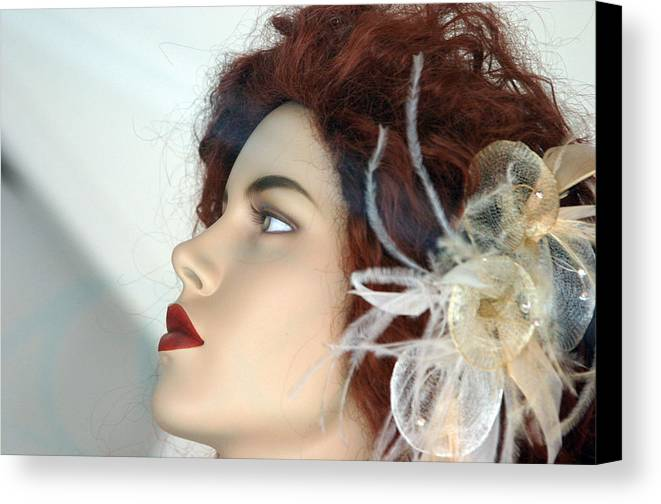 Photographer Canvas Print featuring the photograph Amana by Jez C Self