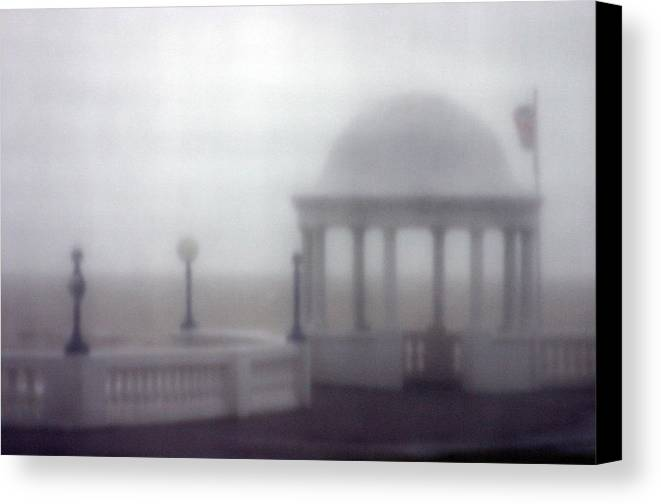 Photographer Canvas Print featuring the photograph Bexhill 5 by Jez C Self