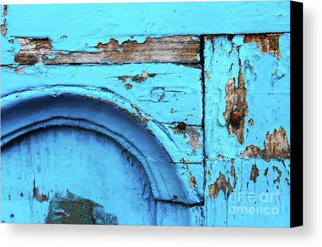 Door Canvas Print featuring the photograph Door II by Vanessa Mattioli