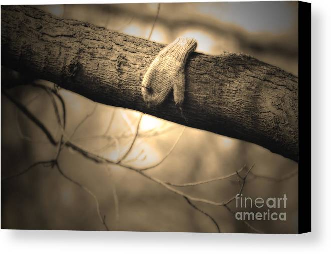Lost Canvas Print featuring the photograph Lost Without You by Cathy Beharriell