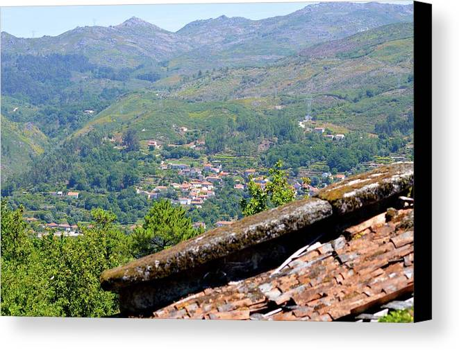 Portugal Canvas Print featuring the photograph Northern Portugal by Victoria Cerqueira