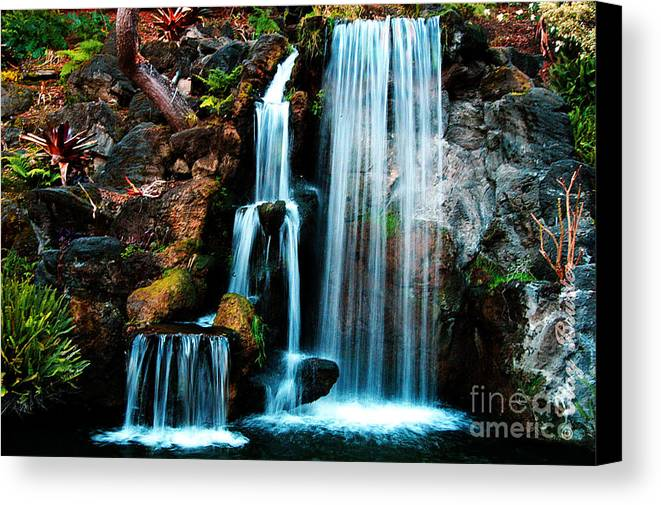 Clay Canvas Print featuring the photograph Peaceful Escape by Clayton Bruster