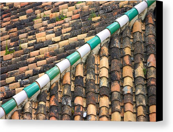 Photographer Canvas Print featuring the photograph Picena 2 by Jez C Self