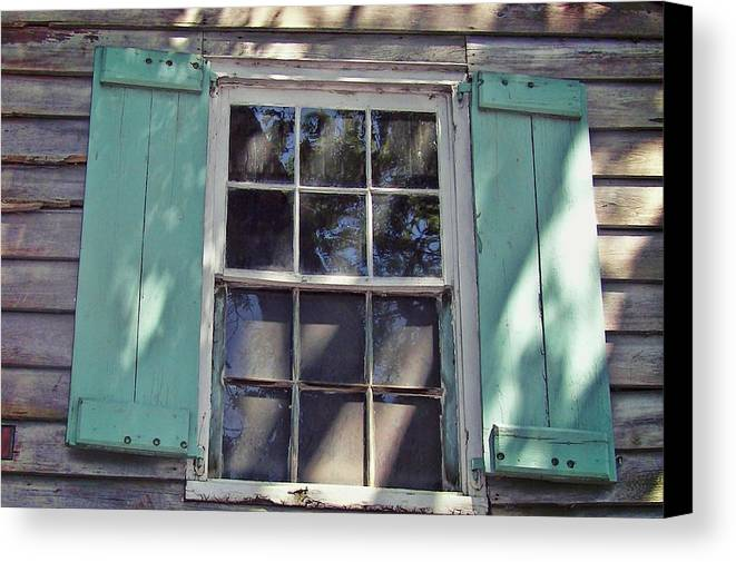 Pirate Canvas Print featuring the photograph Pirate House by JAMART Photography