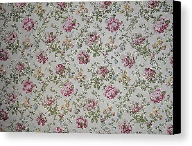 Rose Canvas Print featuring the photograph Roses by Thomas M Pikolin