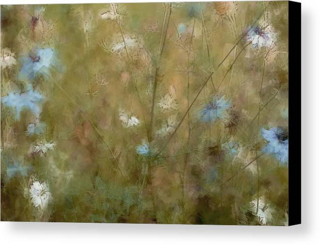Canvas Print featuring the photograph Seek Peace by The Art Of Marilyn Ridoutt-Greene