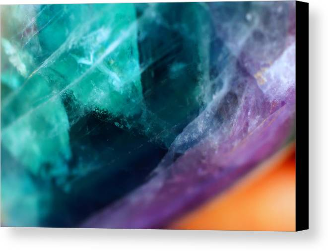 Stone Canvas Print featuring the photograph Strains Of Time by Rahdne Zola