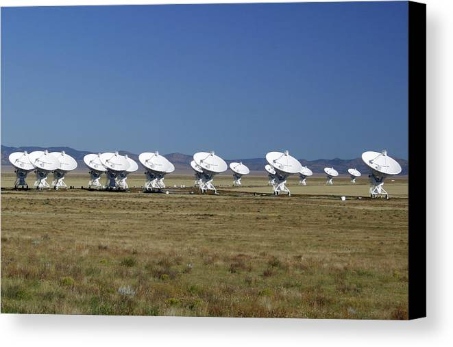 Vla Canvas Print featuring the photograph Sw06 Southwest by James D Waller