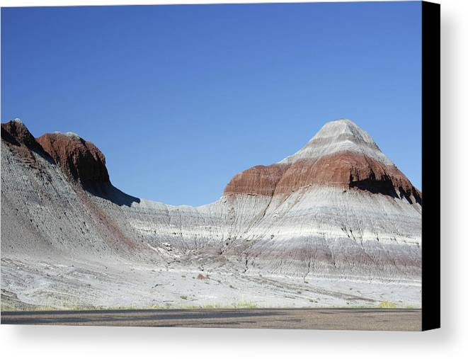 Photo Canvas Print featuring the photograph Sw24 Southwest by James D Waller