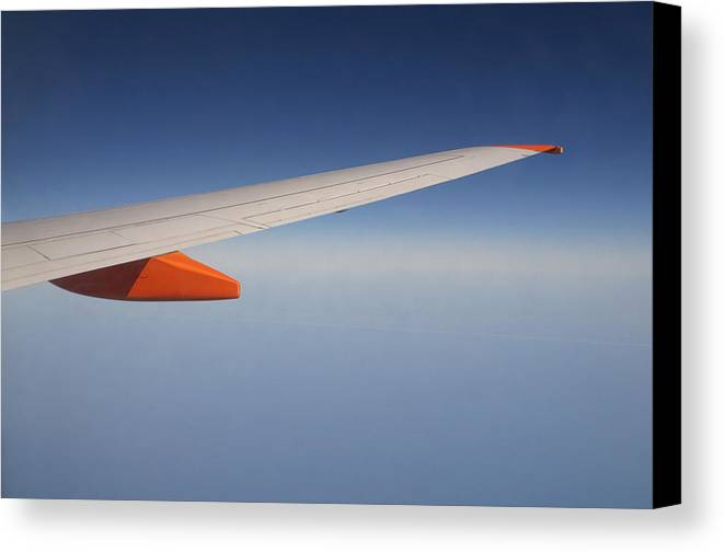 Jez C Self Canvas Print featuring the photograph The Tip by Jez C Self