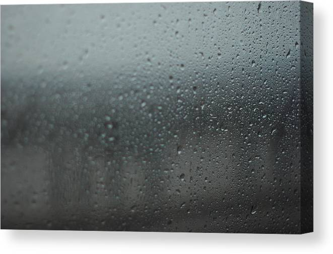 Awear Shoot Canvas Print featuring the photograph Back Of The Bus by Nathan Anglin