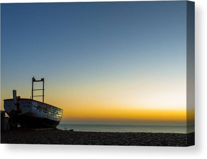 Matthew Canvas Print featuring the photograph Before Dawn by Matthew Bruce