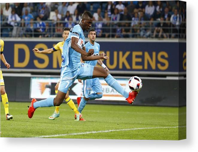 Kaa Gent V Stvv Jupiler Pro League Canvas Print