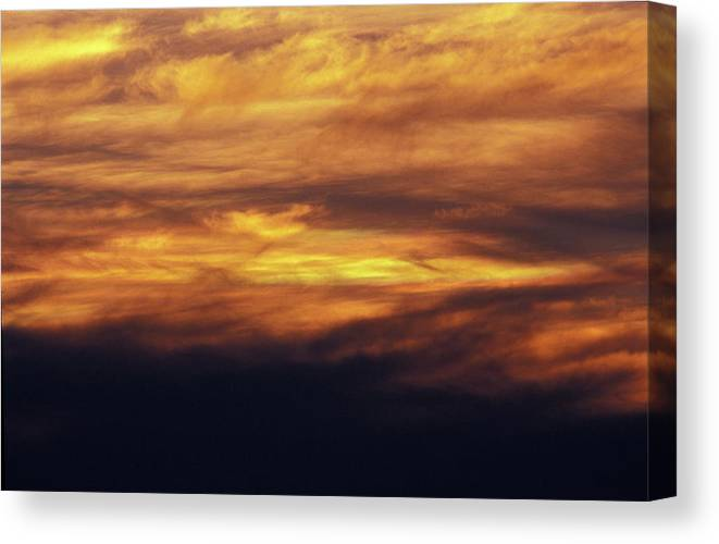 TORNADO SUNSET DRAMATIC CASCADE CANVAS WALL ART PRINT PICTURE READY TO HANG