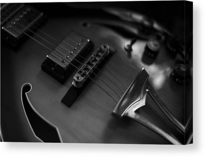 Andrew Pacheco Canvas Print featuring the photograph Stormy Monday by Andrew Pacheco